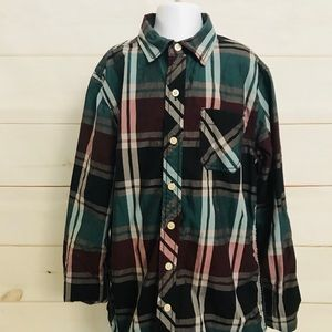 ARIZONA BOYS BUTTON DOWN SHIRT